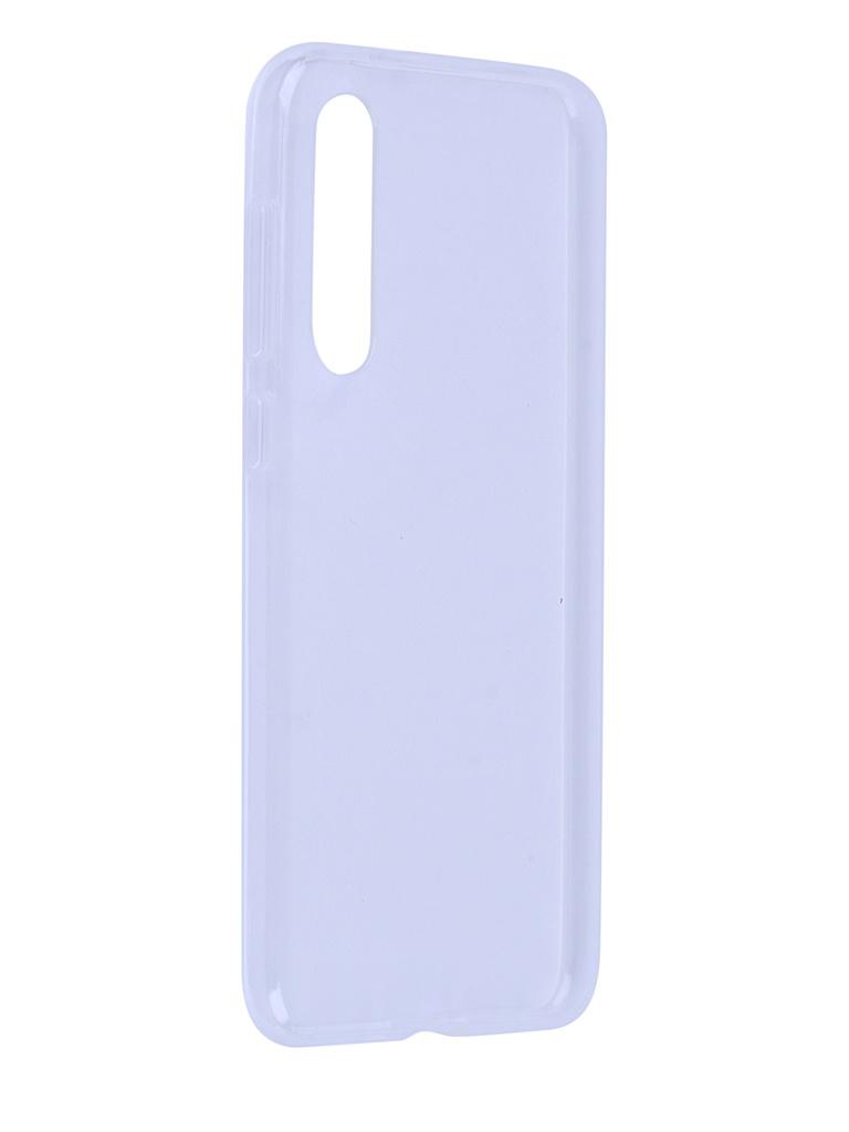 Аксессуар Чехол Svekla для Xiaomi Mi9 SE Silicone Transparent SV-XIMI9SE-WH