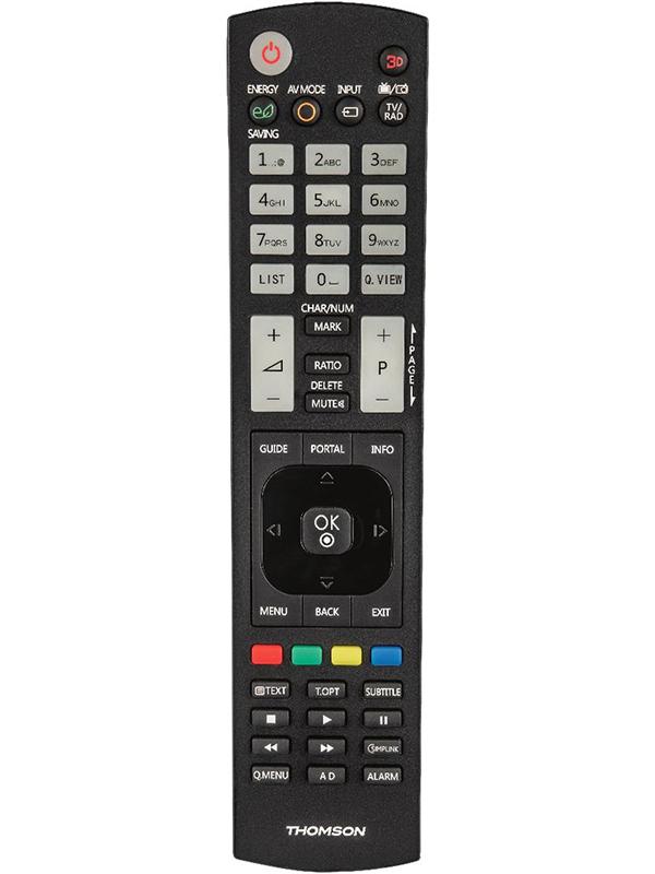 Пульт ДУ Thomson H-132499 для LG TVs 00132499