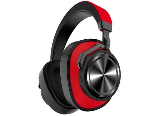 Наушники Bluedio T6 Red