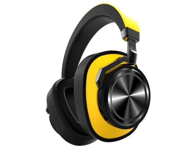 Bluedio T6 Yellow