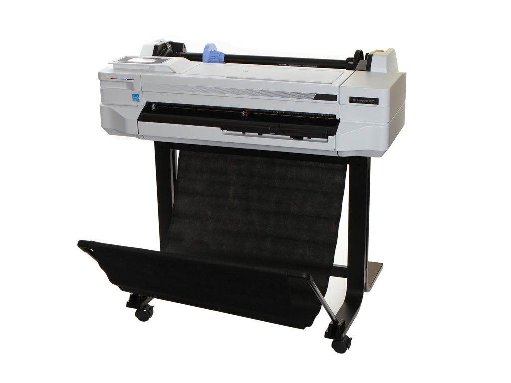 Плоттер HP DesignJet T525 24-in (5ZY59A) фото