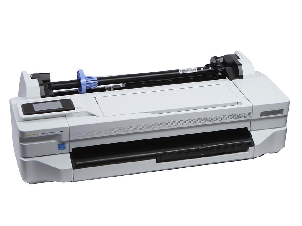 Плоттер HP DesignJet T125 24-in (5ZY57A) фото