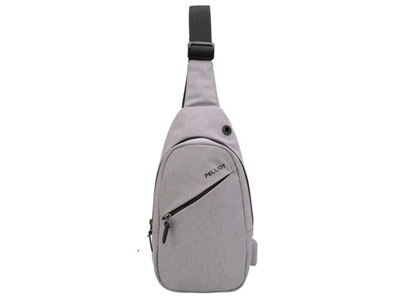 Рюкзак Xiaomi Pelliot Simple Tide Fashion Bag Light Grey 2017 new female bag bucket bag korean simple fashion satchel all match bulk bag