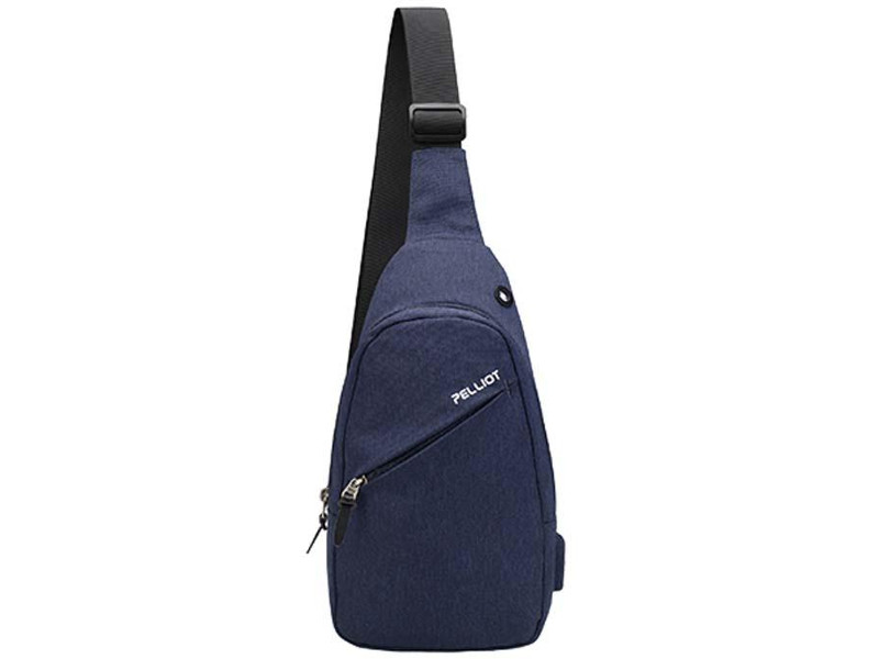Рюкзак Xiaomi Pelliot Simple Tide Fashion Bag Blue