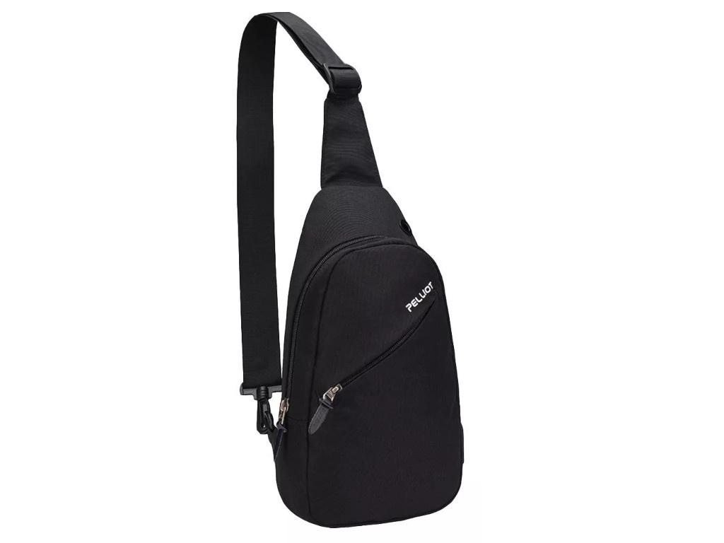Рюкзак Xiaomi Pelliot Simple Tide Fashion Bag Black 2017 new female bag bucket bag korean simple fashion satchel all match bulk bag