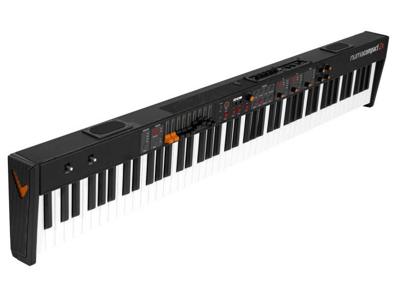 Цифровое фортепиано Studiologic Numa Compact 2x