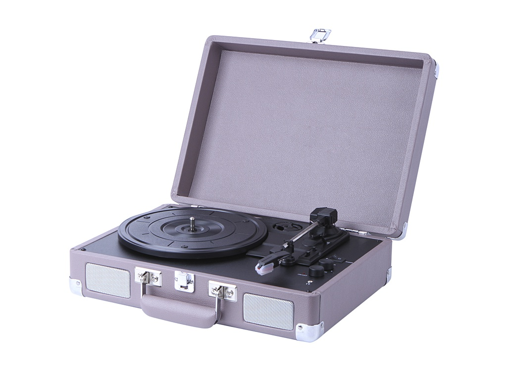 Проигрыватель Crosley Cruiser Deluxe Purple CR8005D-PS