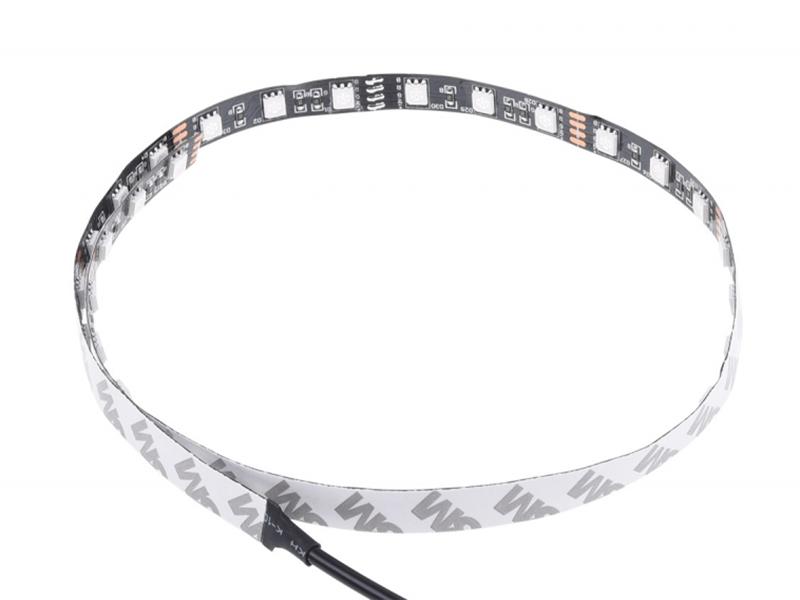 Светодиодная лента с контроллером Alphacool Aurora LED Flexible Light 60cm RGB 15279/1013007