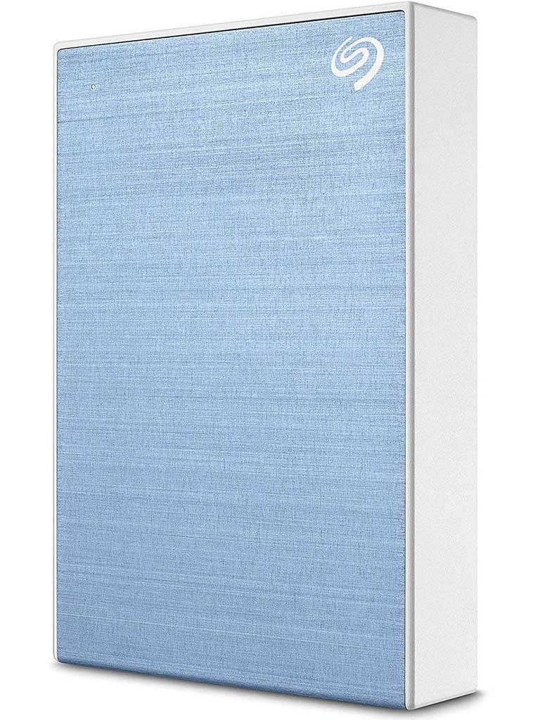 Жесткий диск Seagate Backup Plus Portable 5Tb Light-Blue STHP5000402 Выгодный набор + серт. 200Р!!!