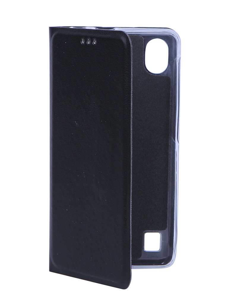 цена на Чехол Red Line для ZTE Blade A5 2019 Book Cover Black УТ000018154