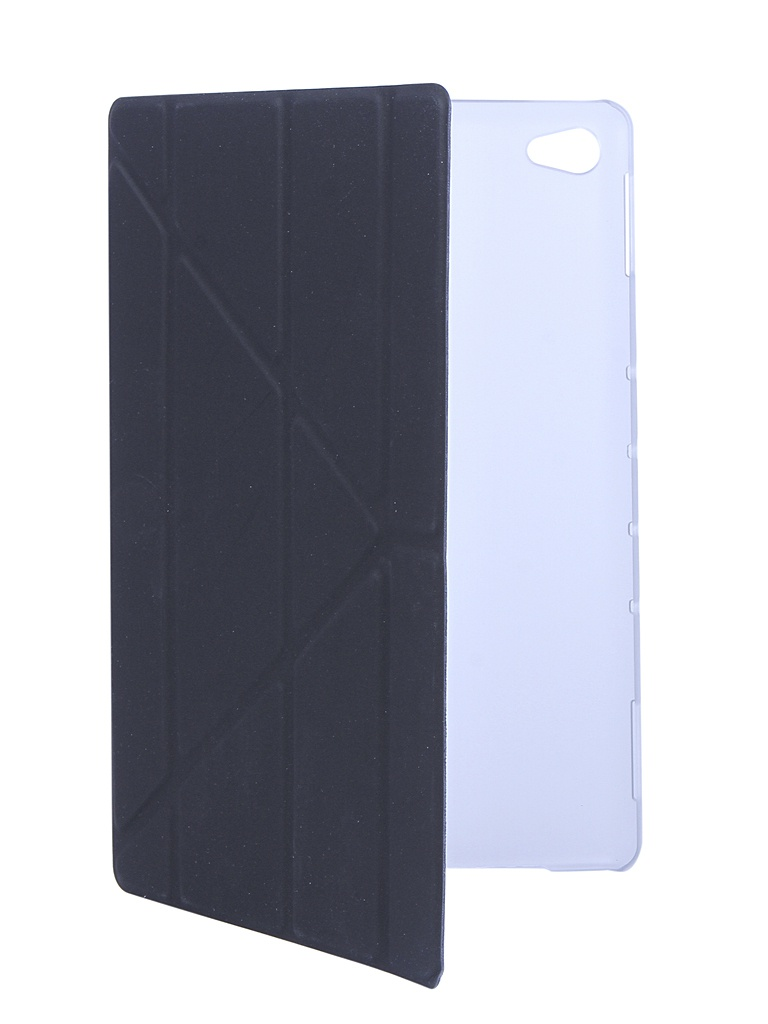 Аксессуар Чехол Red Line для Huawei Mediapad M5 Lite 10 WIFI BAH2-W19 Black УТ000017910 slim business retro flip stand cover case for huawei mediapad m5 lite 10 case bah2 w09 bah2 l09 bah2 w19 10 1 tablet shell