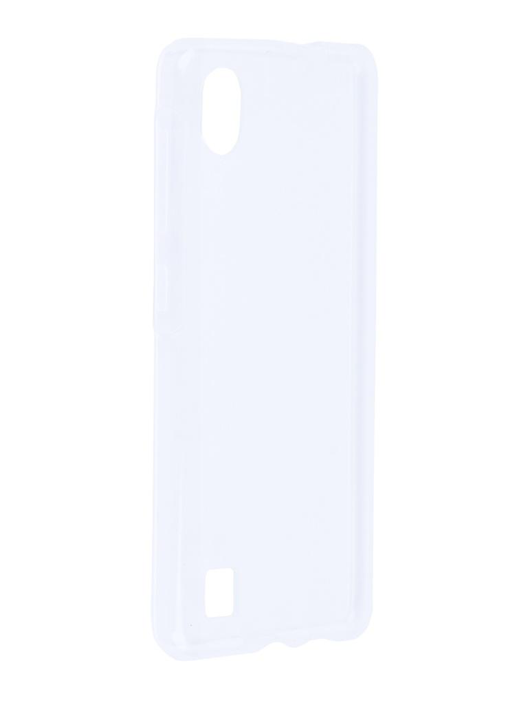 Чехол iBox для ZTE Blade A5 2019 Crystal Silicone Transparent УТ000018153