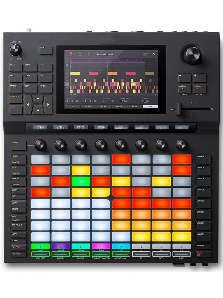 MIDI-контроллер AKAI Pro Force