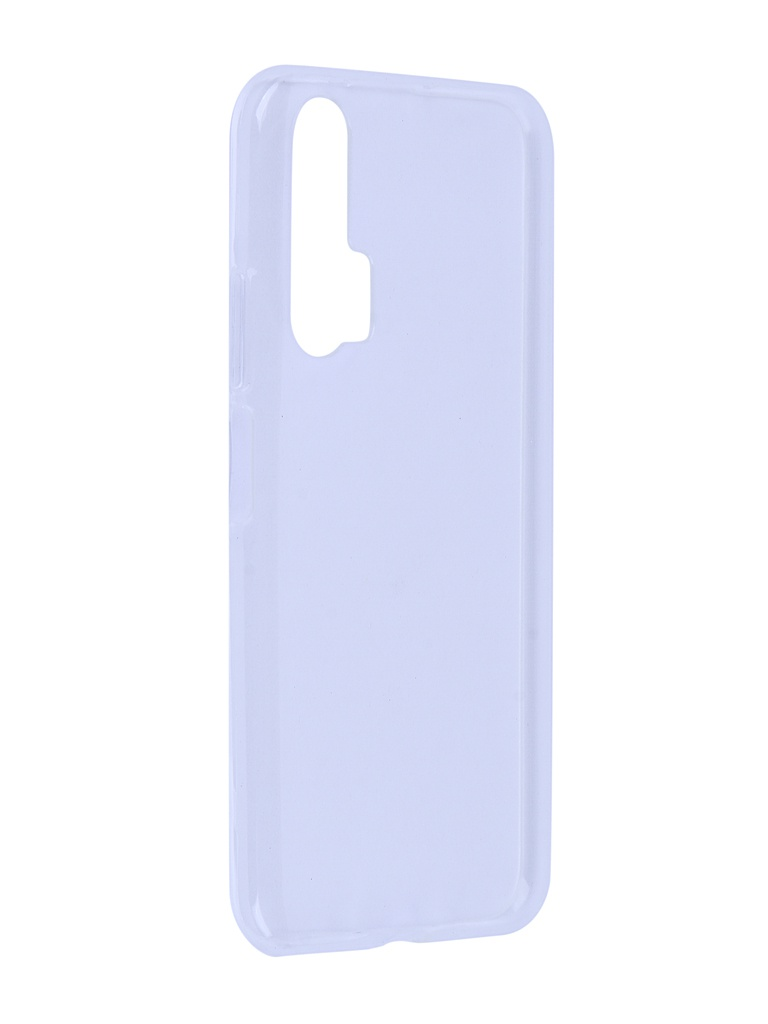 Чехол Zibelino для Honor 20 Pro 2019 Ultra Thin Case Transparent ZUTC-HON-20PRO-WHT