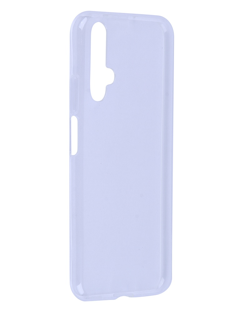 Чехол Zibelino для Honor 20 2019 Ultra Thin Case Transparent ZUTC-HON-20-WHT
