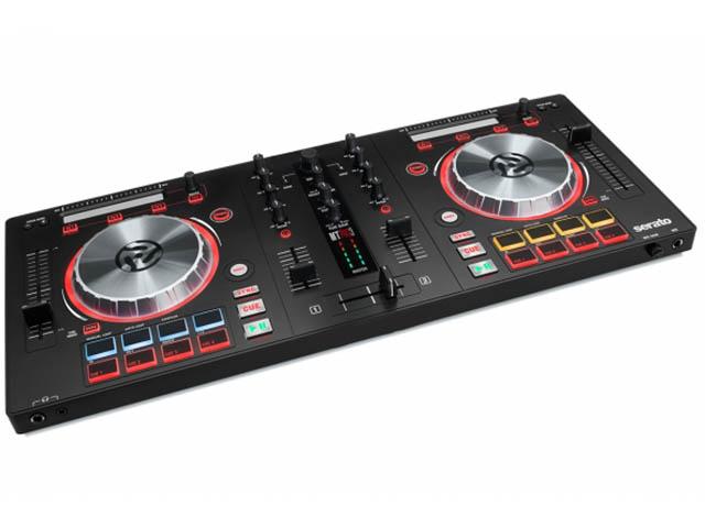 Dj контроллер Numark Mixtrack III numark dj2go2