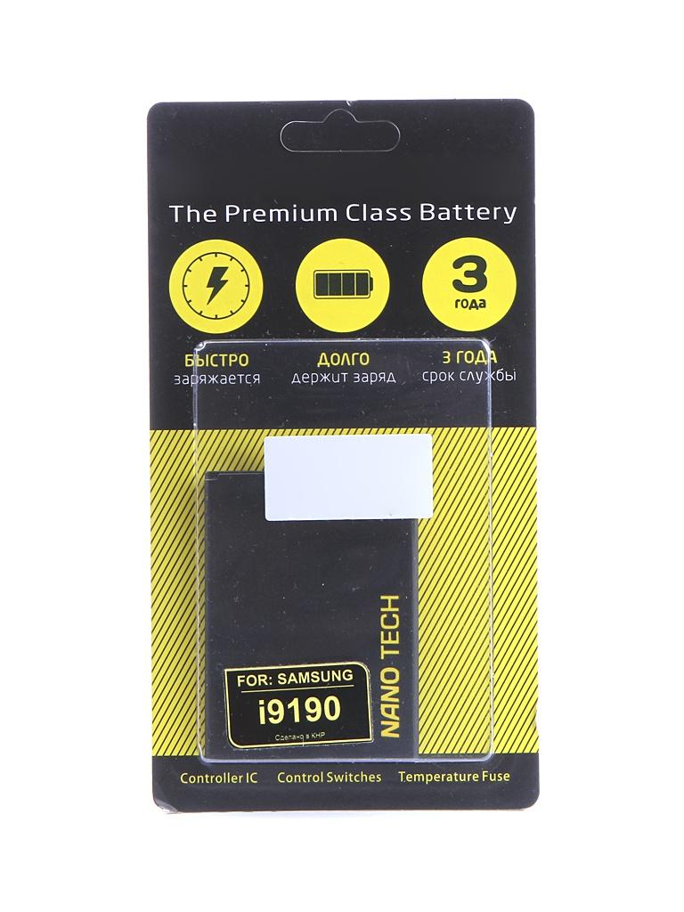 Аккумулятор Nano Tech 1700mAh для Samsung GT-i9190 Galaxy S4
