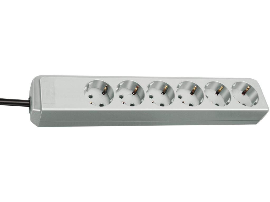 Удлинитель Brennenstuhl Eco-Line 6 Sockets 1.5m 1159450015