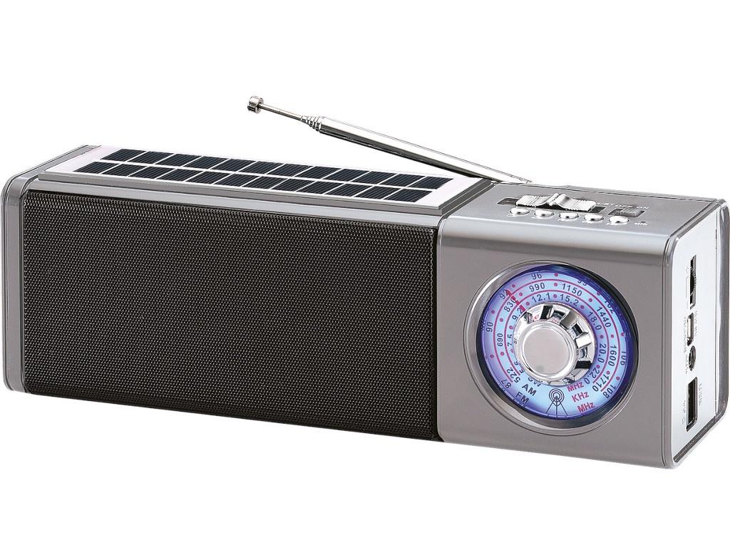 Радиоприемник Max MR-400 Silver
