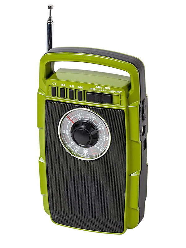 Радиоприемник Max MR-322 Green