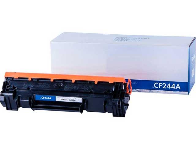 Картридж NV Print CF244A NV-CF244A для HP LaserJet Pro M28a/ M28w/ M15a/ M15w (1000k)