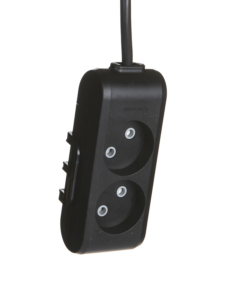 Удлинитель Panasonic X-Tendia 2 Sockets 2m WLTB0222-2BL-RES удлинитель panasonic wlta0422 2wh res
