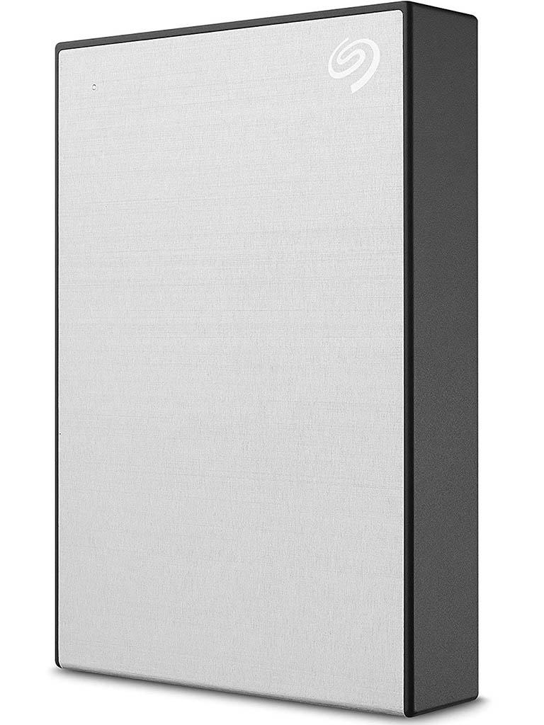Жесткий диск Seagate Backup Plus Portable 5Tb Silver STHP5000401 Выгодный набор + серт. 200Р!!!