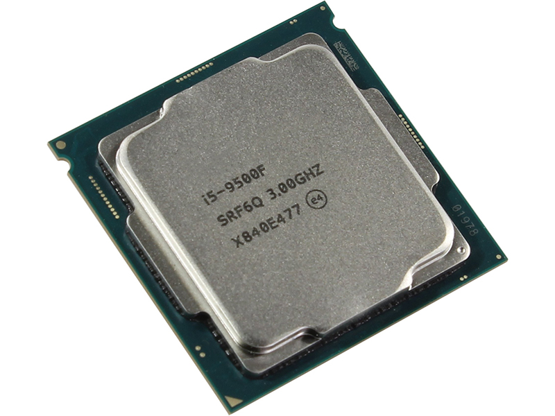 Фото - Процессор Intel Core i5-9500F Coffee Lake (3000MHz/LGA1151/L3 9216Kb) CM8068403362616S RF6Q OEM процессор intel core i5 8500 coffee lake 3000mhz lga1151 v2 l3 9216kb