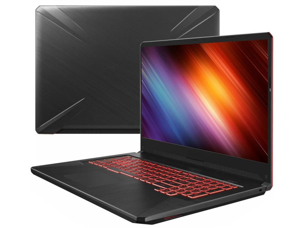 Ноутбук ASUS TUF FX505GE-BQ527 Metal 90NR00S3-M11630 (Intel Core i5-8300H 2.3 GHz/8192Mb/1000Gb + 256Gb SSD/nVidia GeForce GTX 1050Ti 4096Mb/Wi-Fi/Bluetooth/Cam/15.6/1920x1080/DOS)