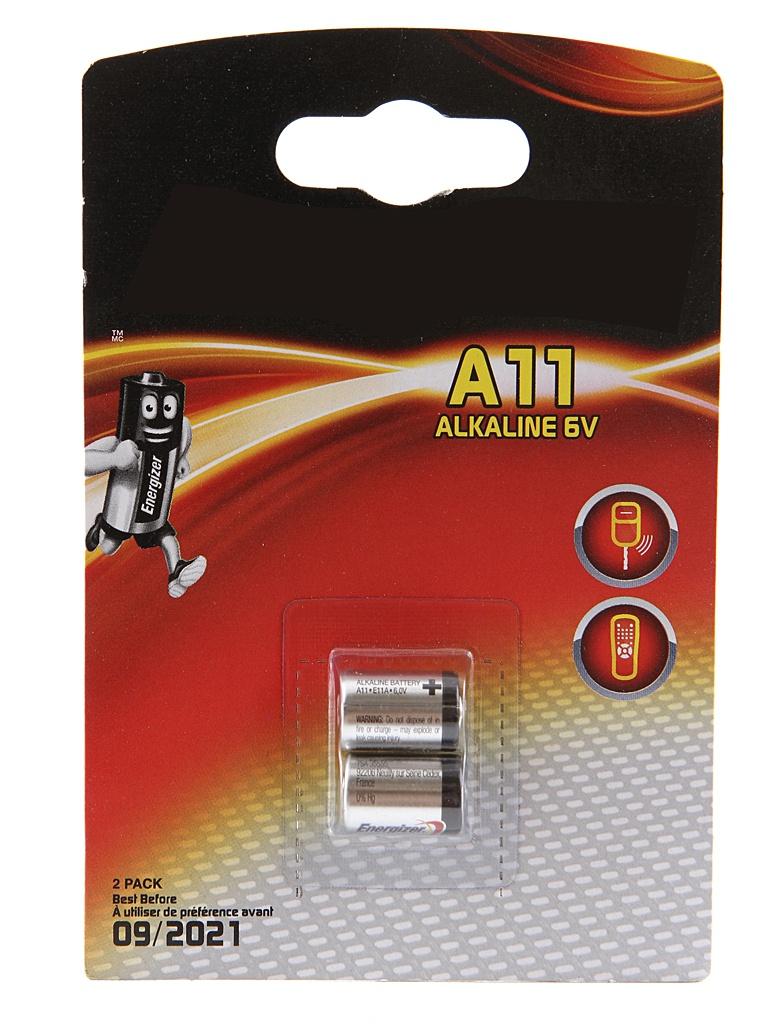 Батарейка A11 - Energizer Alkaline E11A (2шт) 639449 / 28333