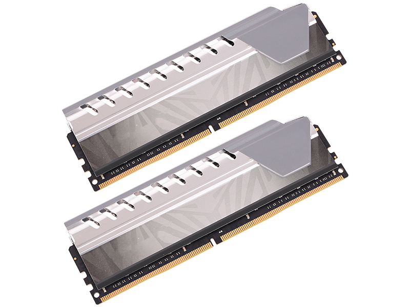 Модуль памяти Patriot Memory Viper 4 DDR4 DIMM 2666MHz PC4-21300 CL16 - 8Gb KIT (2x4Gb) PVE48G266C6KGY цена