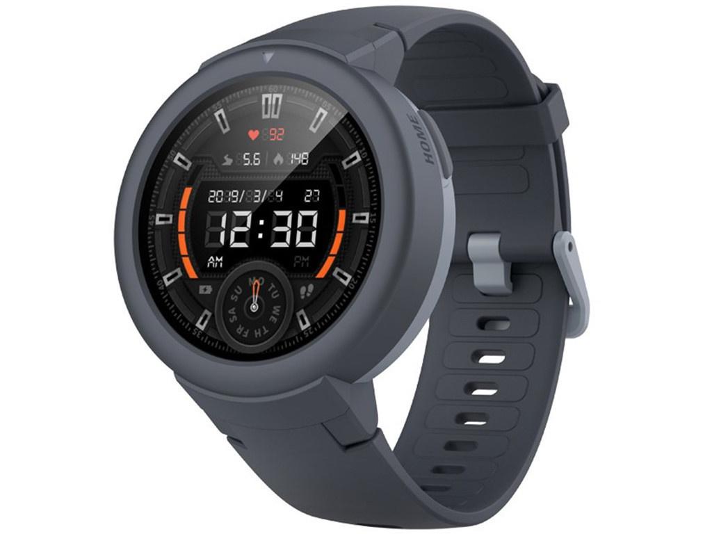 Умные часы Xiaomi Amazfit Verge Lite Shark Grey A1818