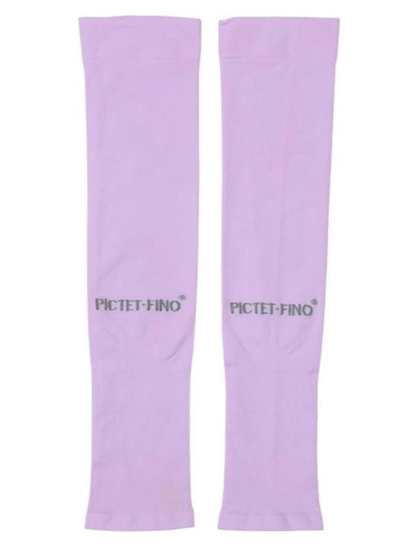 Рукава спортивные компрессионные Pictet Fino RH41 Lilac