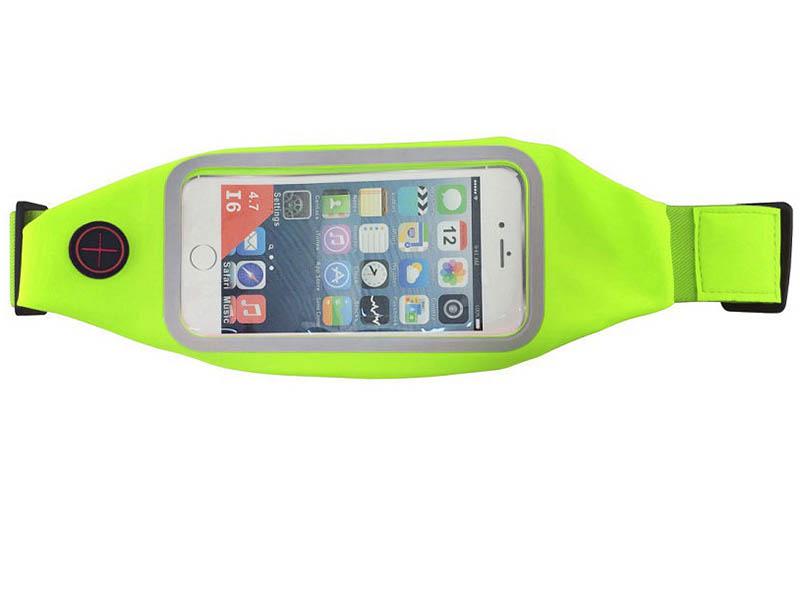 Поясная сумка для телефона Pictet Fino RH01-5.5 Green 30400
