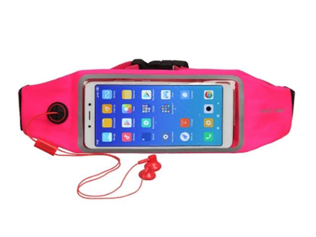 Поясная сумка для телефона Pictet Fino RH01-5.5 Pink 30400