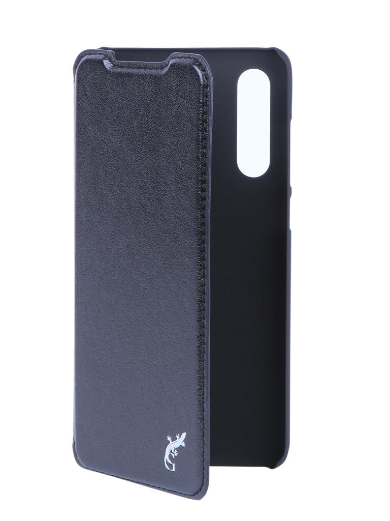Аксессуар Чехол G-Case для Xiaomi Mi 9T / Redmi K20 Pro Carbon Dark Blue GG-1113