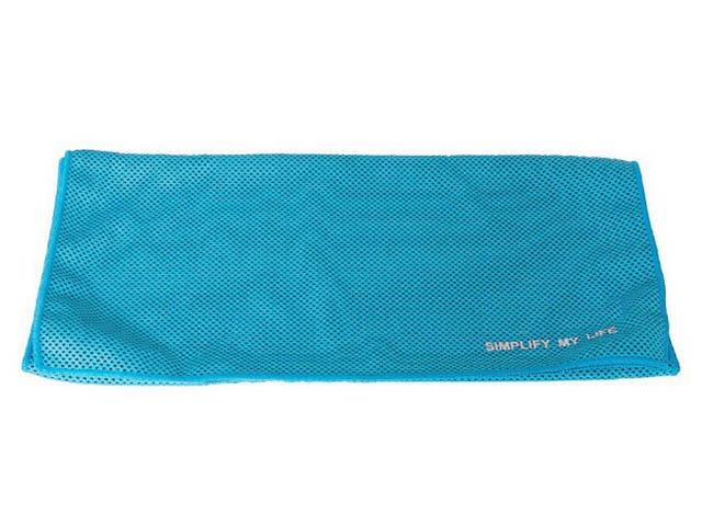 Полотенце Pictet Fino RH24 30x85cm Blue 30403