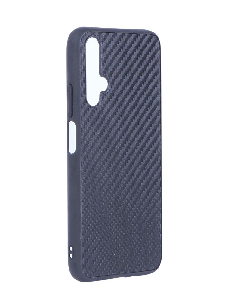 Чехол G-Case для Huawei Honor 20 Carbon Black GG-1119