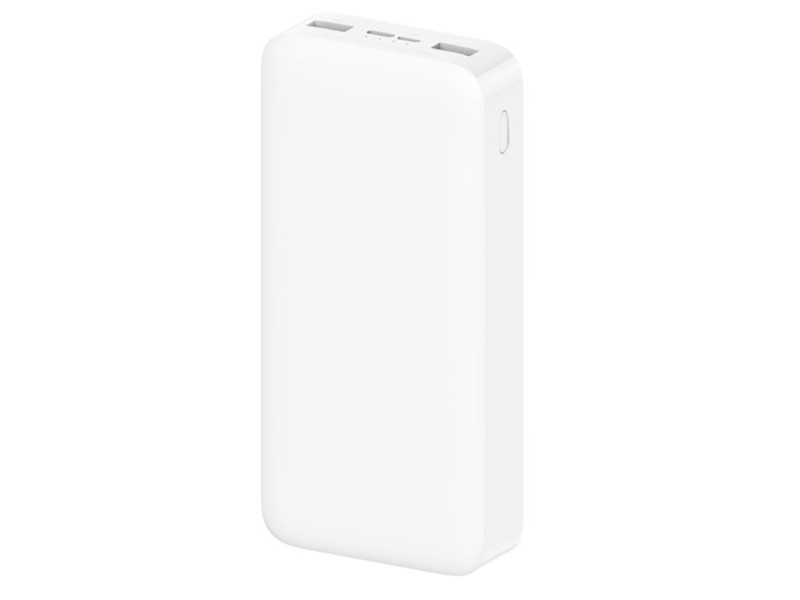 Внешний аккумулятор Xiaomi Redmi Power Bank Fast Charge 20000mAh White