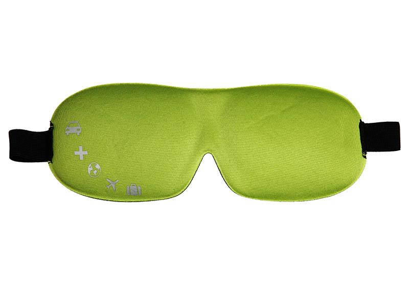 3D повязка для сна Pictet Fino RH37 Green 30395