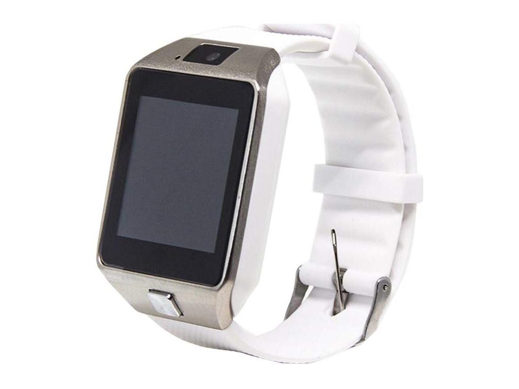 Умные часы Smarterra Chronos X Silver-White