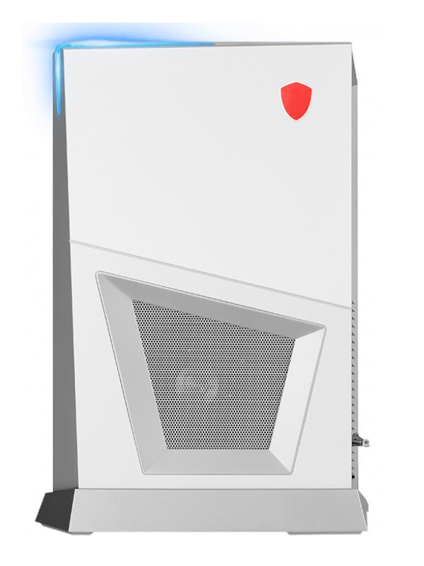 Настольный компьютер MSI Trident 3 8RD-208RU MT White 9S6-B92012-208 (Intel Core i7-8700 3.2 GHz/16384Mb/1000Gb + 256Gb SSD/nVidia GeForce GTX 1070 8192Mb/Wi-Fi/Bluetooth/Windows 10 Home 64-bit) системный блок msi trident 3 arctic 8rd 208ru trident b920 intel core i7 8700 3 20ghz hexa 16gb 1tb gf gtx 1070 aero itx 8g oc 8gb h310 nodvd wifi bt5 0 joystick w10h 3y white