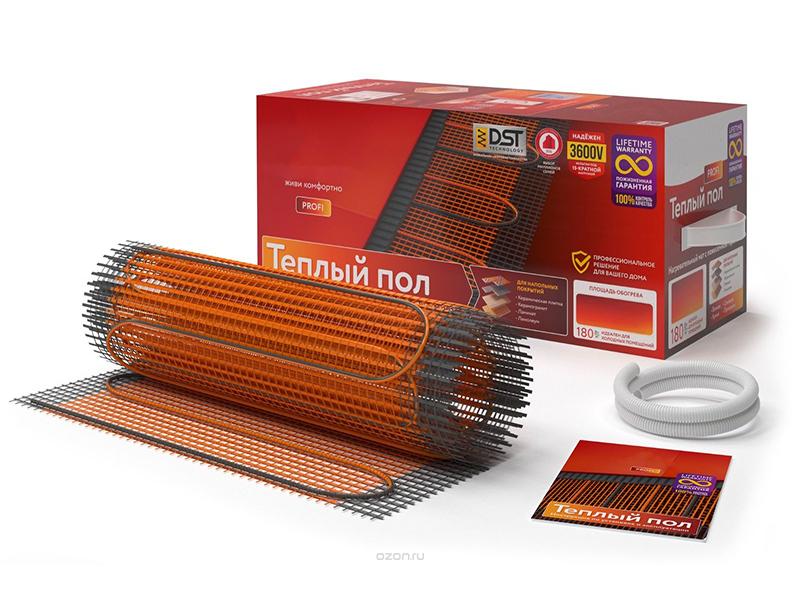 Теплый пол Теплолюкс ProfiMat-180 180-1.0
