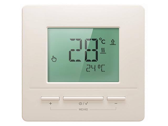 Терморегулятор Теплолюкс Национальный Комфорт ТР 711 Cream