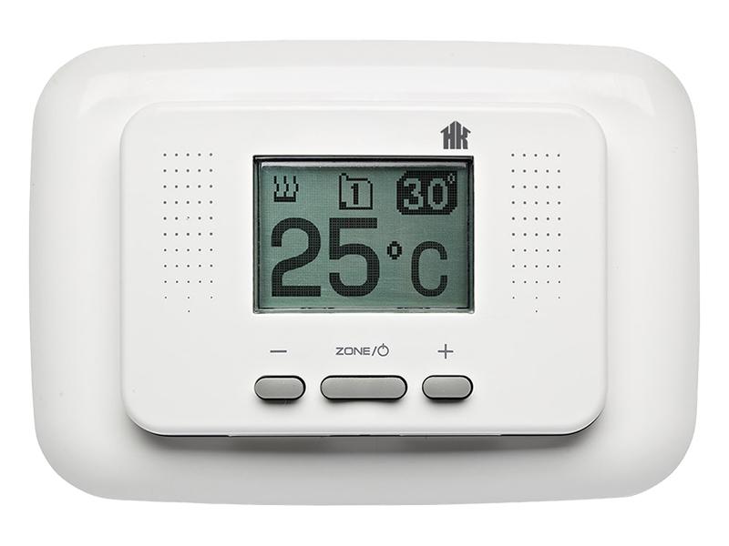 Терморегулятор Теплолюкс Национальный Комфорт ТР 730 White
