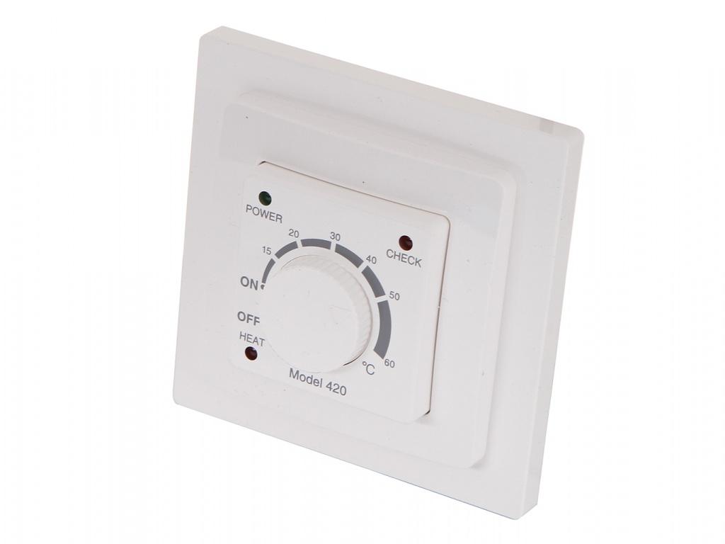 Терморегулятор Caleo 420 White 420