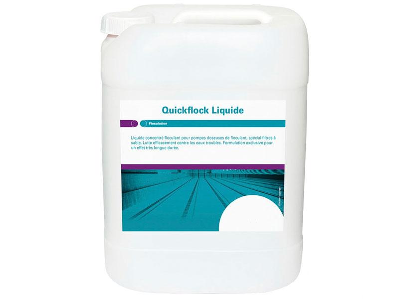 Жидкость для удаления мелких частиц грязи Bayrol Quickflock 20L 4595127
