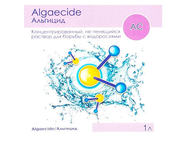 Альгицид непенящийся AquaDoctor 1L AQ15970