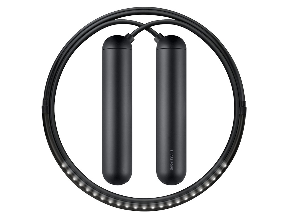 Скакалка Tangram Smart Rope 243cm Black SR2_BK_S