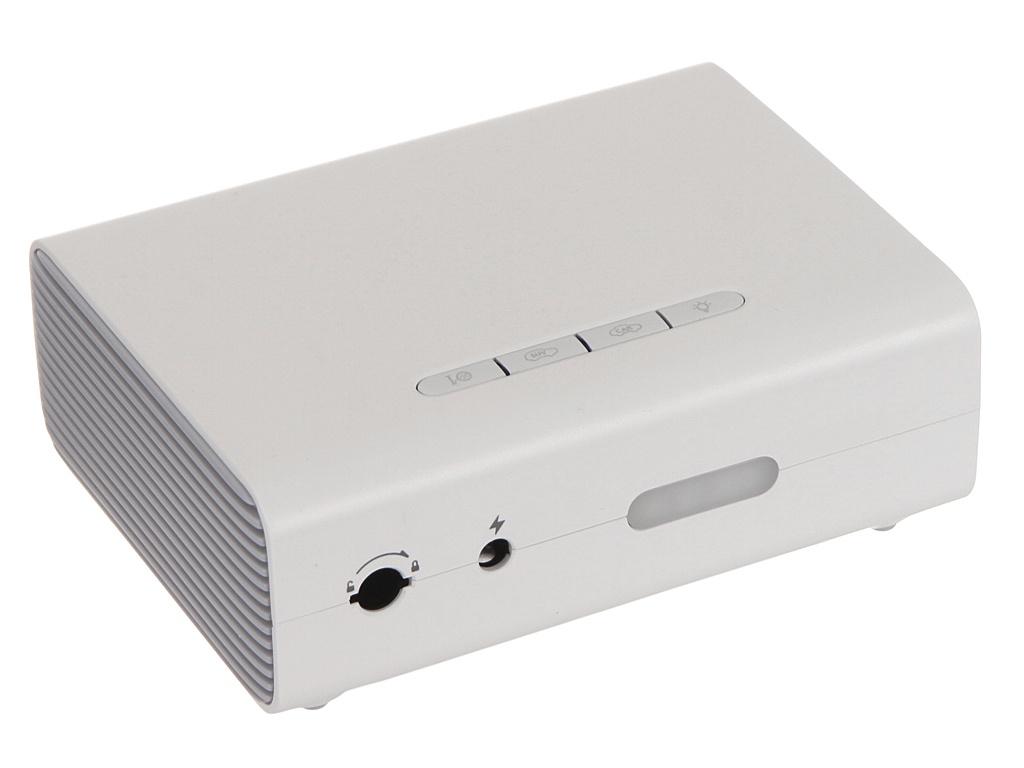 Компрессор Baseus Smart Inflator Pump White CRCQB01-02